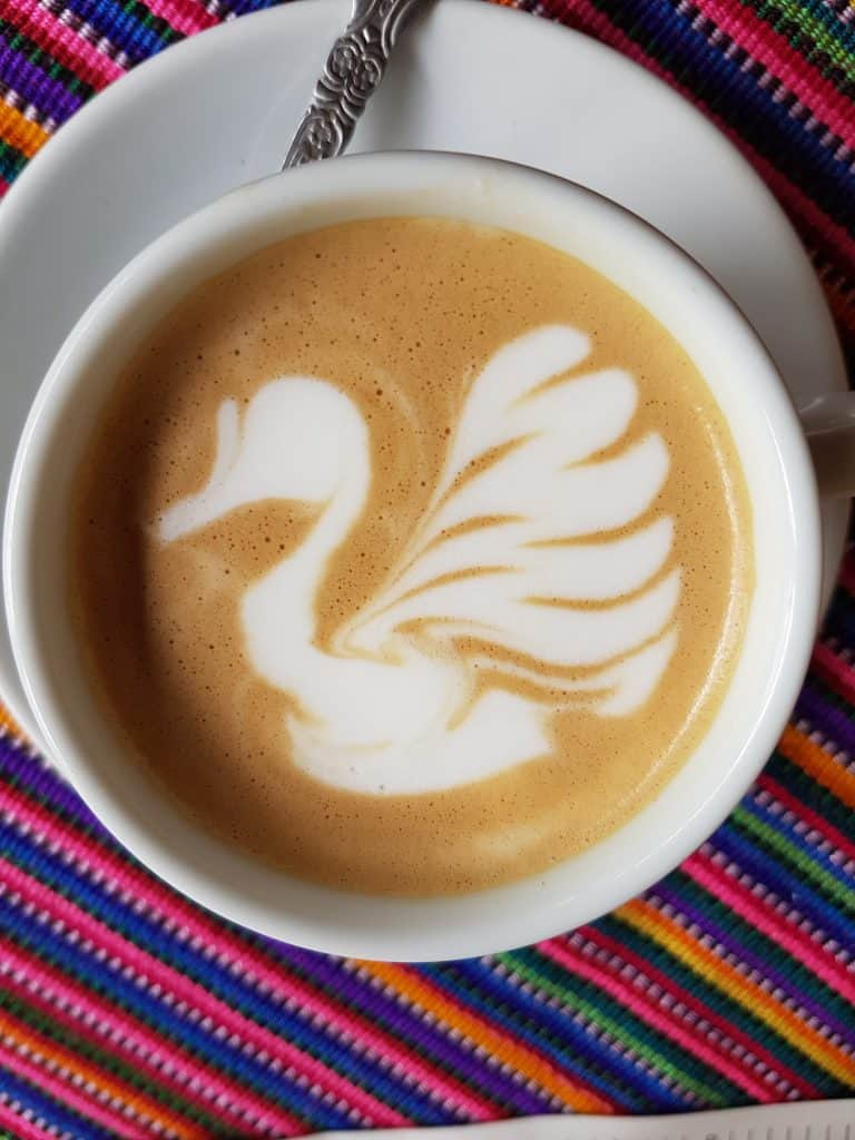 Guatemalan coffee at Fernandos