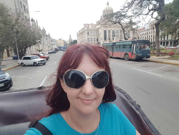 Seeing Cuba from a horse-drawn carriage