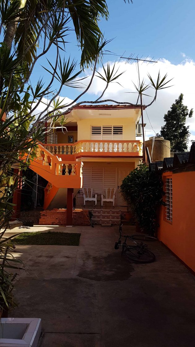 Casa accommodation in Vinales, Cuba