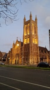 Adelaide; city of churches