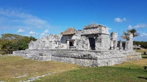 Archaeologists call this building the Palace, as it was the residence of the Great Lord and his family