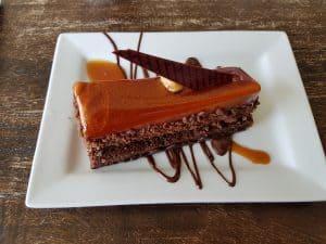 Dessert at Sabor Dessert bar Hunter Valley