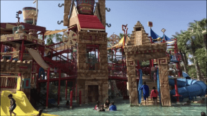 Waterpark at Atlantis the Palm, Dubai by Janine from Get Out With Kids