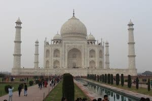 Taj Mahal India by Derek from Robe-Trotting