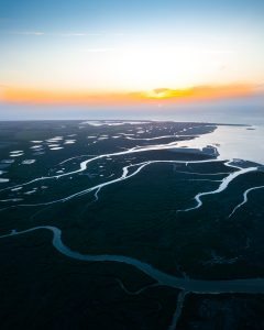 Flying above the Baie de Somme by Nesrine from Kevmrc