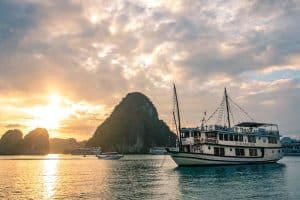 Halong Bay Vietnam by Slavi from Global Castaway