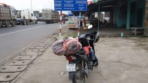 Riding a Motorbike across Vietnam by Mary from Move to Vietnam