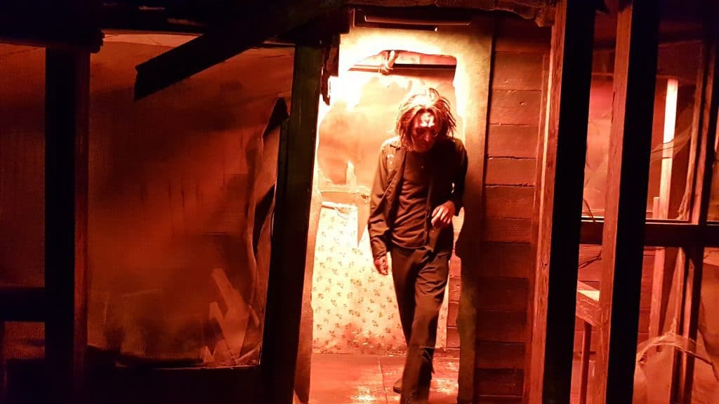 The Walking Dead attraction at Universal Studios, Los Angeles