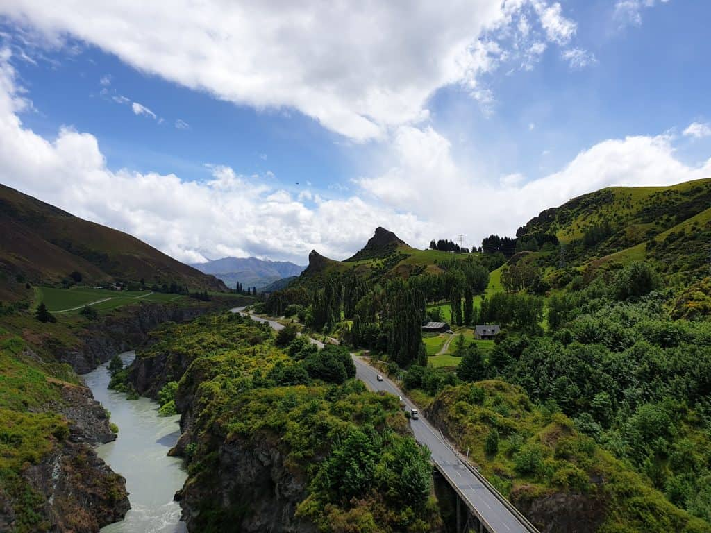 Kawarau River, Queenstown