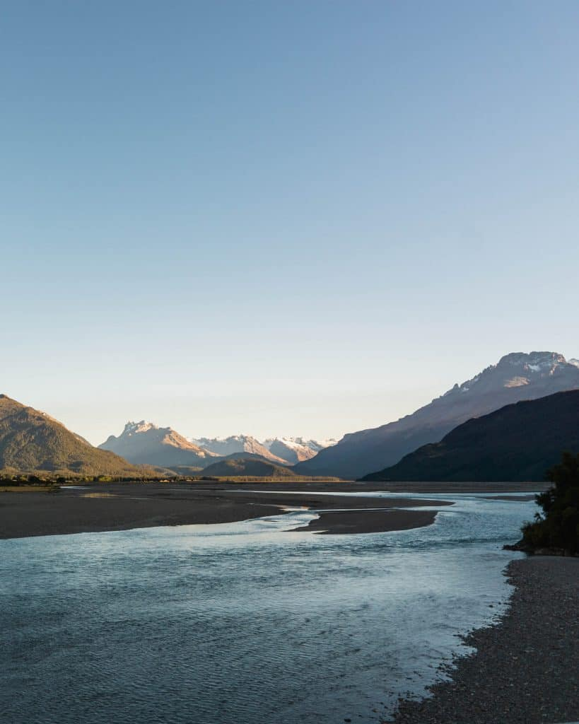 Photo courtesy of Our Travel Mix. Isengard location in Glenorchy