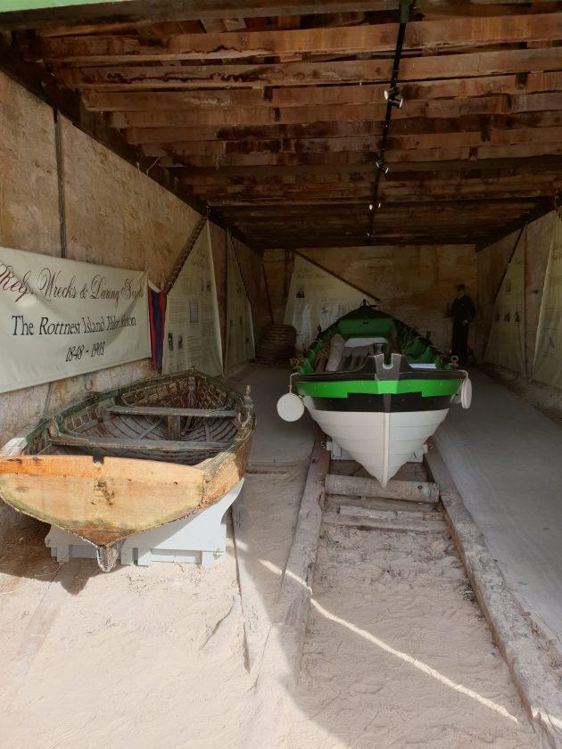 The pilot boathouse on Rottnest Island, Western Australia