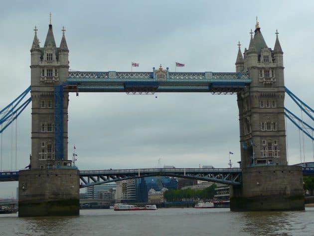 London Bridge in London