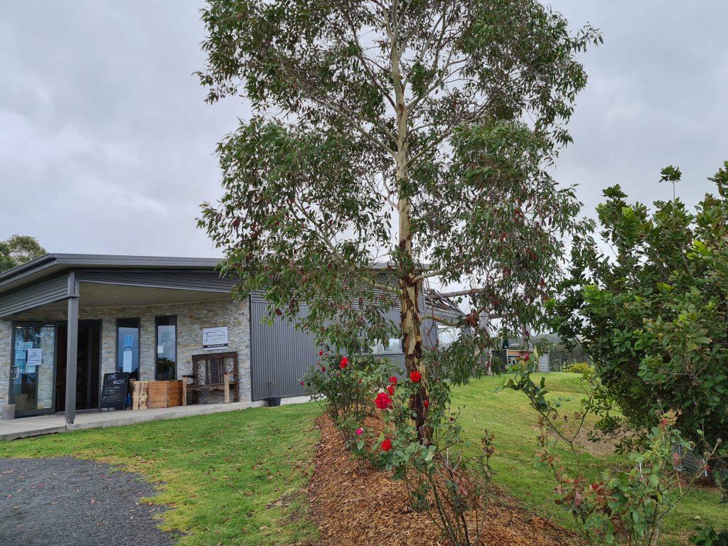 Mountain Ridge winery in Berry, NSW